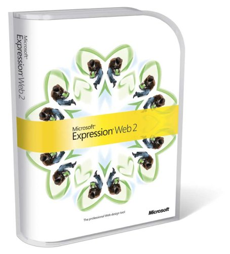 Microsoft Expression Web 2 Upgrade