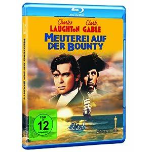 Les Révoltés du Bounty / Meuterei auf der Bounty [Blu-ray] [Import anglai