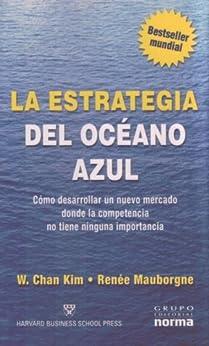 la estrategia del oceano azul libro