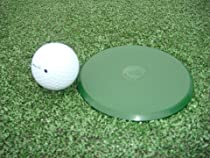 "Customizable Golf Hole Cup Cover for All Regulation 4"" & 6"" Putting Green Cups"