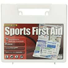 First Aid Only Sports First Aid Kit, 71-Piece Kit