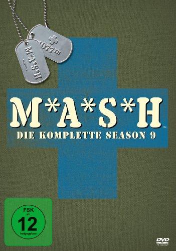 M*A*S*H - Die komplette Season 09 [3 DVDs]