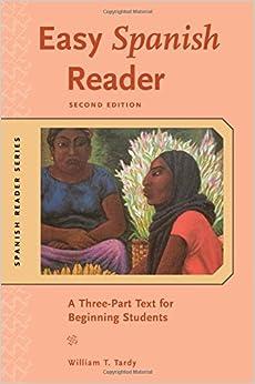 Amazon.com: Easy Spanish Reader (0639785414759): William ... - photo#19