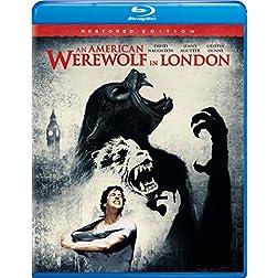 An American Werewolf in London - Restored Edition [Blu-ray]