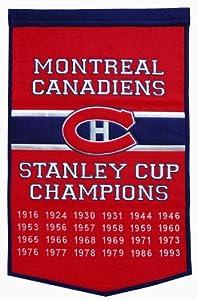 Buy Winning Streak Toronto Maple Leafs Dynasty Banner by Winning Streak