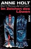 Im Zeichen des Löwen: Kriminalroman (Hanne-Wilhelmsen-Reihe, Band 4)