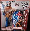 Wwe Mattel Wrestling Exclusive Superstar Matchups Action Figure Mask Rey Mysterio Blue/Black Pants Mask