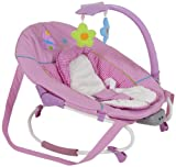 Hauck Leisure E motion Baby Bouncer Butterfly