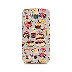 Ebby Time for Some Ice Cream Premium Printed Case For Moto G2