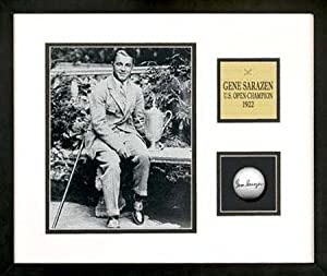Gene Sarazen - Replica Golf Ball Series by Pro Tour Memorabilia