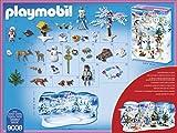 9008 Calendario dell'avvento Principessa su lago ghiacciato