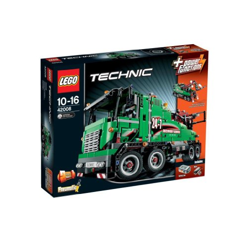 レゴ テクニック サービストラック 42008