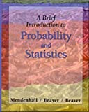 img - for Brief Introduction to Probability and Statistics book / textbook / text book