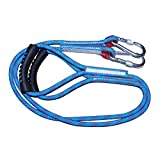 Mecete Rope for Mecete Enhanced Stair Climbing Cart Portable Climbing Cart, Strong and Large Capacity, 40 inches. Two Ropes One Set (Tamaño: Extra Rope)