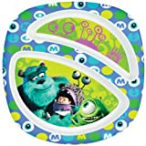 The First Years Pixar Monsters Plate, Boy