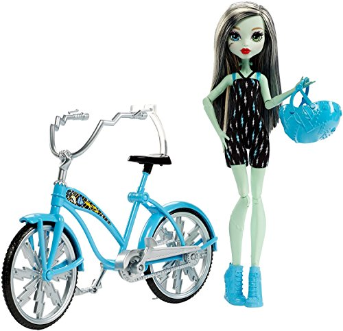 Monster-High-Boltin-Bicycle-Frankie-Stein-Doll-Vehicle