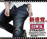 EDWIN/Jerseys/エドウィン/ジャージーズ/『超』ストレッチ/ストレート/デニムパンツ/ジーンズ/44/M