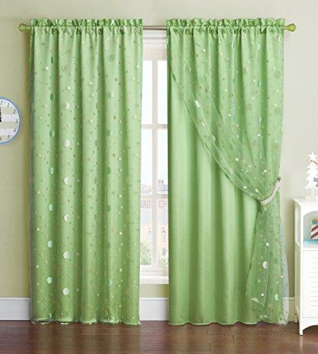 Green Satin Sheets front-126168