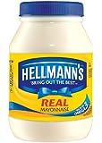 Hellmann's Real Mayonnaise, 30oz