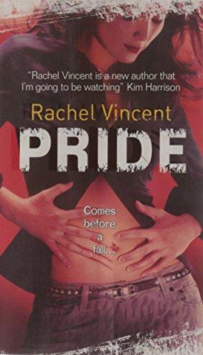 Pride (Shifters, #3)