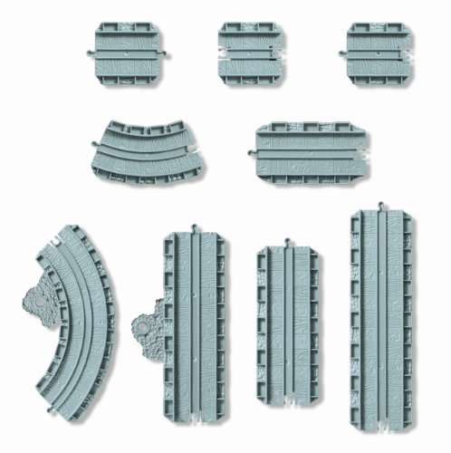 Thomas The Train: Take-n-Play Straight and Curved Track Pack