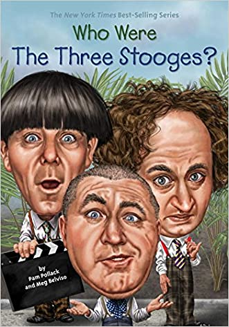 Who Were The Three Stooges? (Who Was...?)