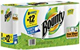 Bounty Paper Towels, 8 Select A Size Giant Rolls (equivalent to 12 Select A Size Regular Rolls)