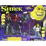 Shrek Duloc Dungeon Crew - B