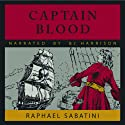 Captain Blood Audiobook by Raphael Sabatini Narrated by B. J. Harrison
