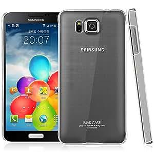 JOJO Imak Crystal Clear Hot Transparent Thin Hard Back Case Cover For Samsung Alpha SM-G8508