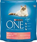 Purina One Chat - St�rilis� Saumon -...