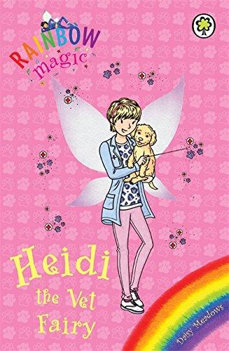 Heidi the Vet Fairy (Rainbow Magic)