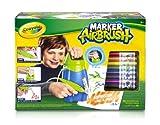 Toy - Crayola  04-8733-E-200 - Marker Airbrush