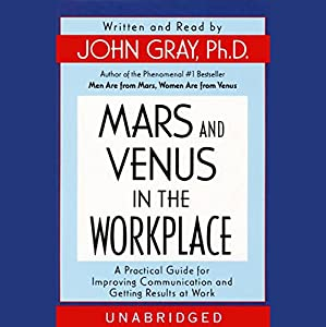 Mars and Venus in the Workplace Audiobook