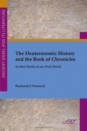 an introduction to the analysis of deuterinomic history