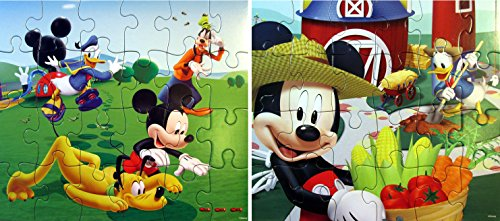 Disney-Jigsaw-Puzzles-for-Kids-Mickey-Mouse-24-Piece-Puzzles-Set-of-2-Puzzles
