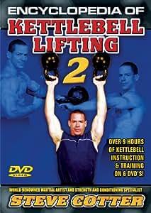 Stever Cotter - Encyclopedia of Kettlebell Lifting Series 2 - DVD
