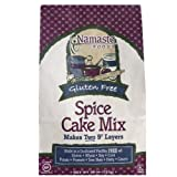 Namaste Foods, Gluten Free Spice Cake Mix, 26-Ounce Bags (Pack of 6) ~ Namaste Foods