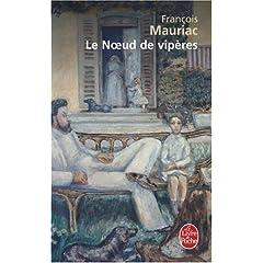 Le noeud de vip�res - Fran�ois Mauriac
