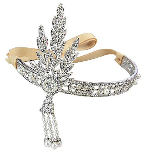Ethel-Womens-Crystal-Headband-Pearl-Tassels-Bridal-Accessories