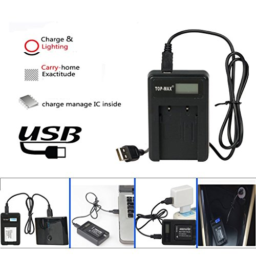 top-maxr-nb-6l-nb6l-nb-6lh-battery-micro-usb-charger-lcd-adapter-for-canon-nb6l-cb-2ly-and-canon-pow