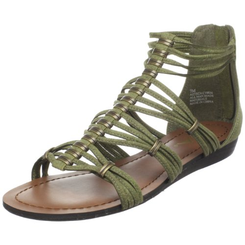 4613faec3 Sandals Womens Shoes  Mia Women s Azteca Strappy Gladiator Sandal ...