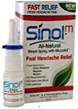 Sinol-M Fast Headache Relief Nasal Spray