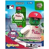 MLB Philadelphia Phillies Phillie Phanatic Generation 4 Mini Figure, Small, Black