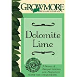 Grow More 14120 Organic Dolomite Lime, 4-Pound (Discontinued by Manufacturer)