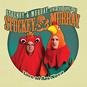 Stuckey & Murray Sing the Songs of Stuckey & Murray [Explicit]