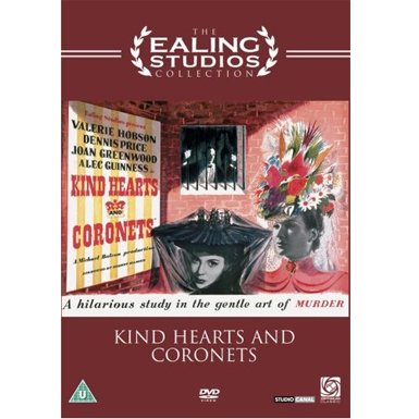 Kind Hearts & Coronets [[][[]]DVD]
