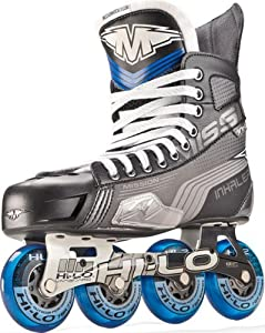 Mission Inhaler AC6 Senior Inline Hockey Skates by Mission