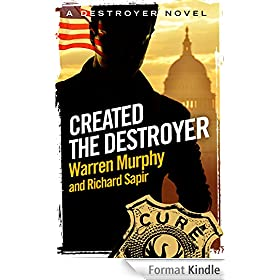 Created, The Destroyer: Number 1 in Series (English Edition)