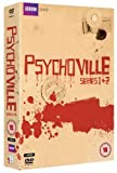 Psychoville: Complete BBC Series 1 & 2 Including DVD Exclusive Bonus Features + Halloween Special + Audio Commentaries + Behind The Scenes (4 Disc Box Set) [DVD]
